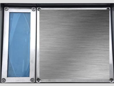 DP3000 központhoz INOX esővédő