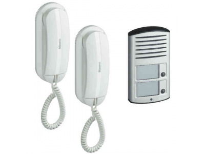 L2000 audio Sprint L2 kétlakásos kaputelefon szett
