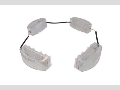 LED villogó
