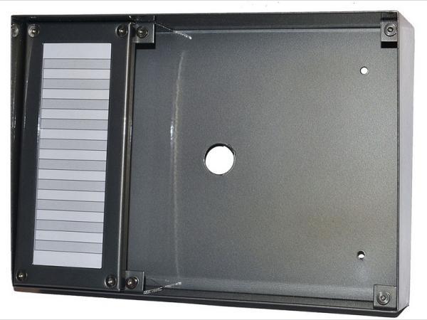 DP3000 központhoz esővédő kicsi névtáblával