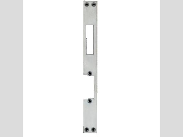 Hosszú zárpajzs, 3 mm-es, horganyzott acél