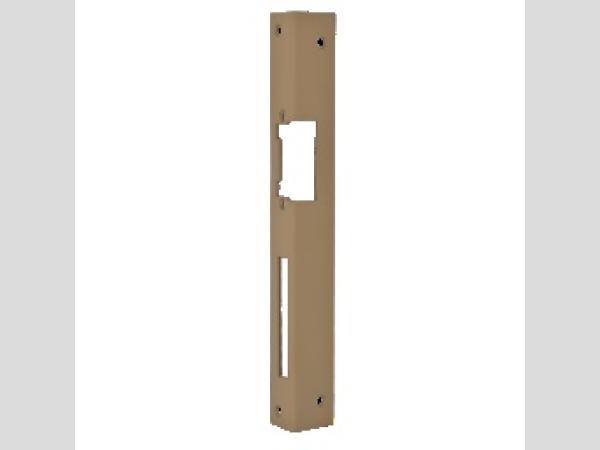 Derékszögű zárpajzs, jobbra nyíló ajtóhoz, Dorcas
