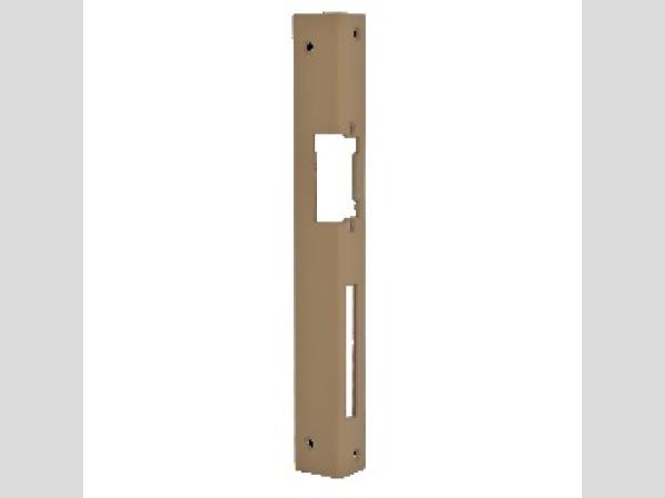 Derékszögű zárpajzs, balra nyíló ajtóhoz, Dorcas