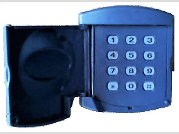 D301 vezeték nélküli kódzár