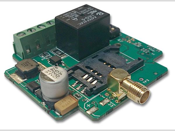 TS GSM modul