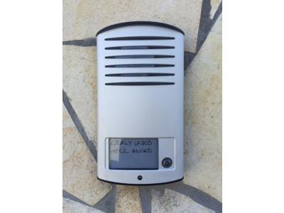 Bticino egylakásos kaputelefon kültéri egység (363811 szett része)